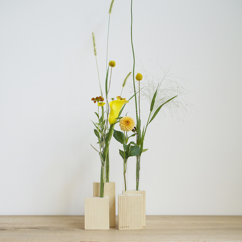 Flower Stand Elemento n.1 family