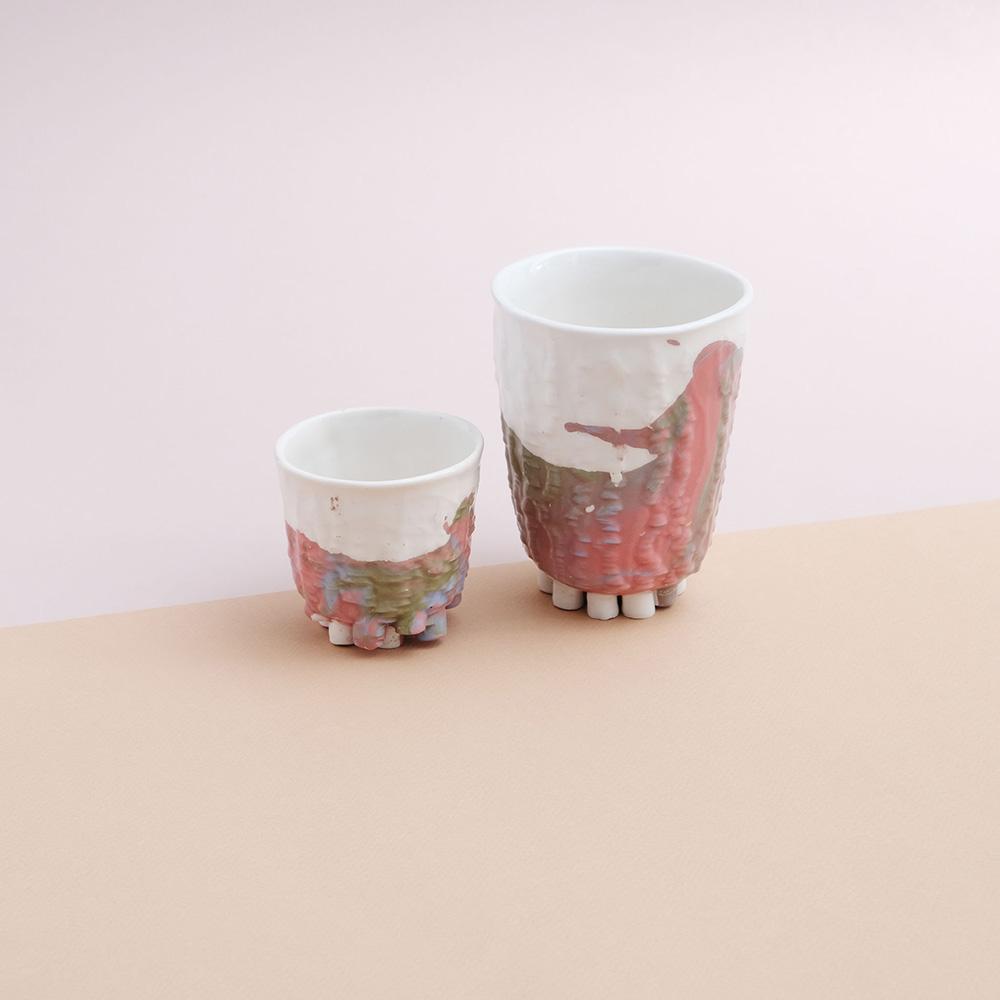Small cup little feet muschio