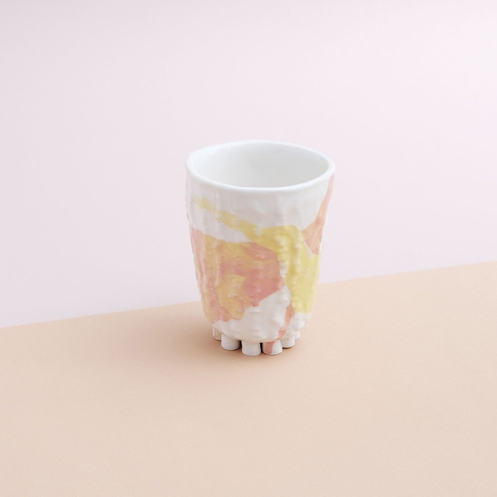 Cup little feet alba