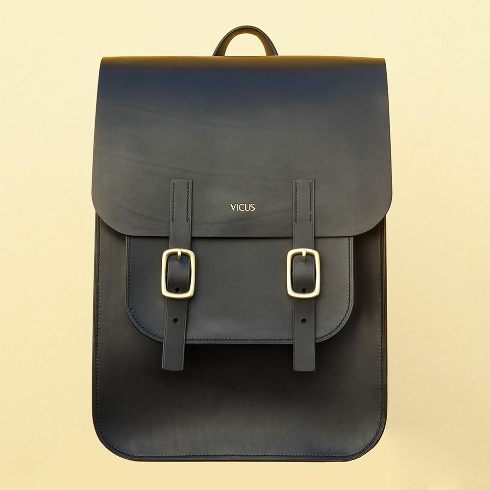 Acuzio black backpack