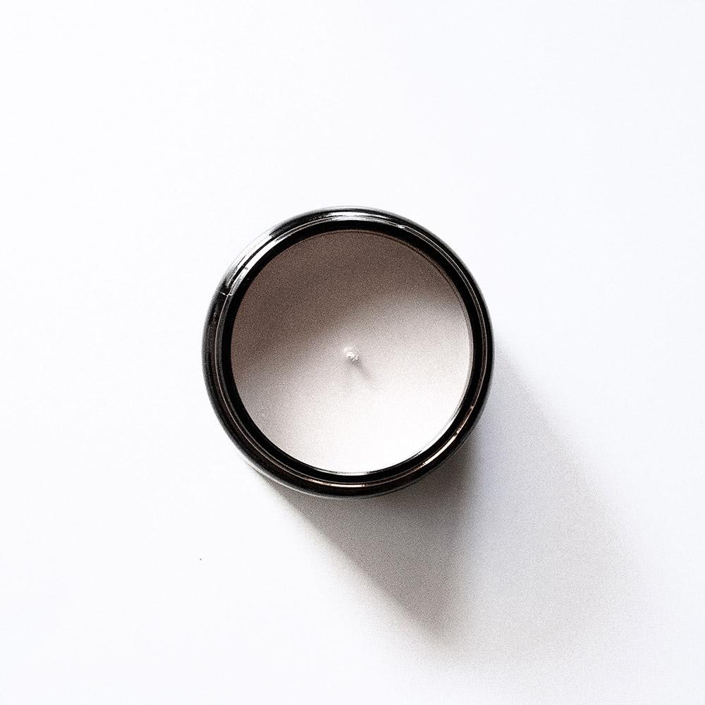 Candle Bourbon noir