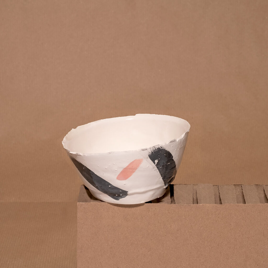 Strana grezza bowl