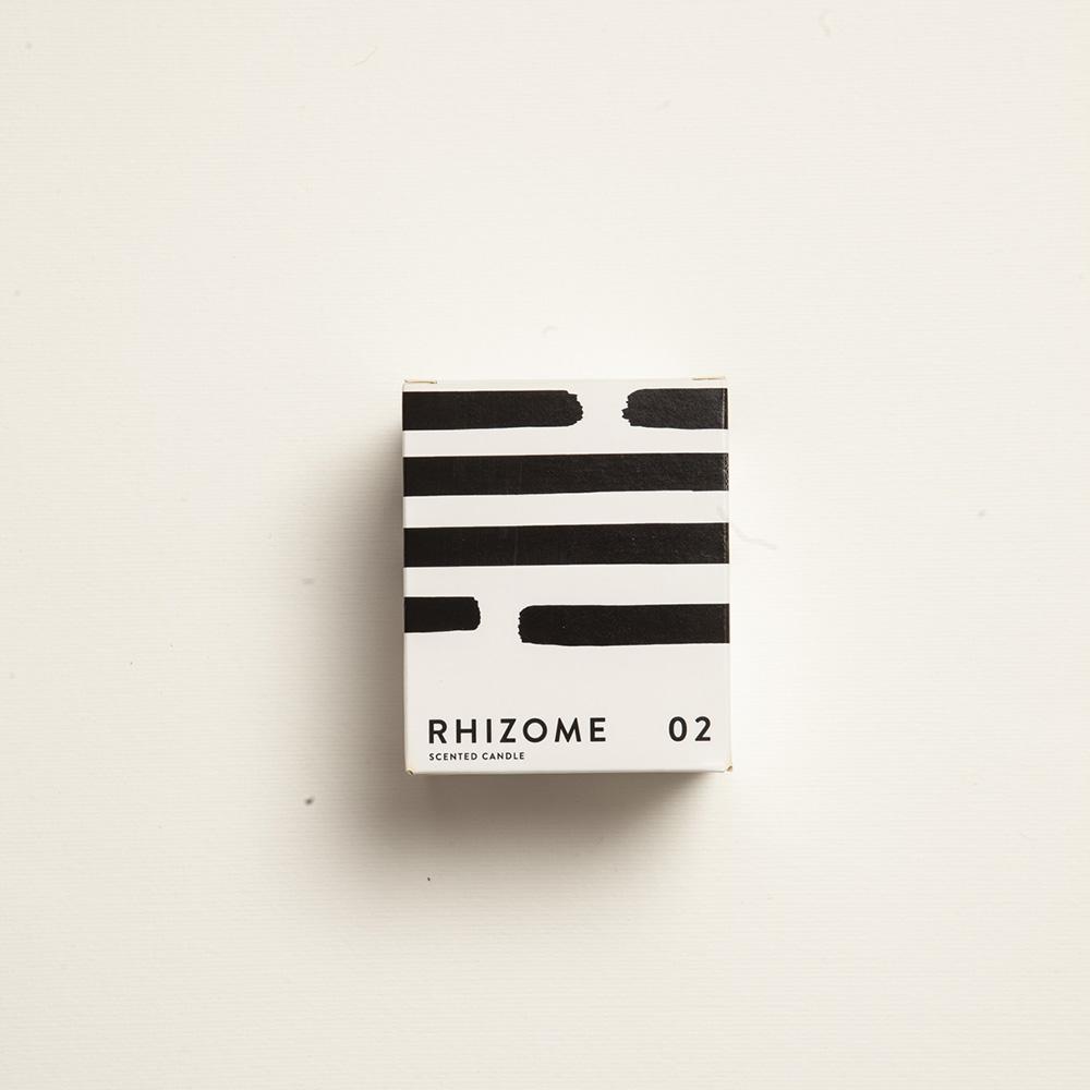 Rhizome Candle 02