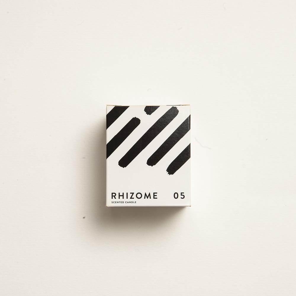 Rhizome Candle 05