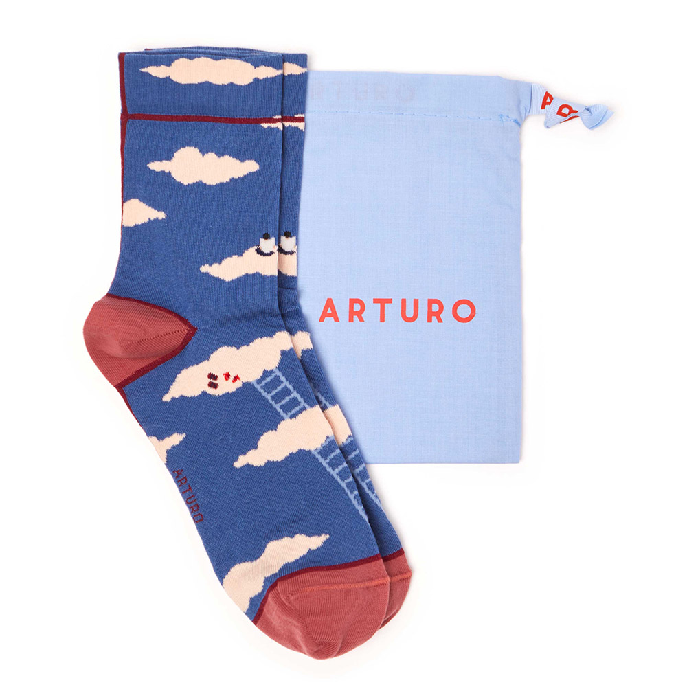 Arturo in the clouds