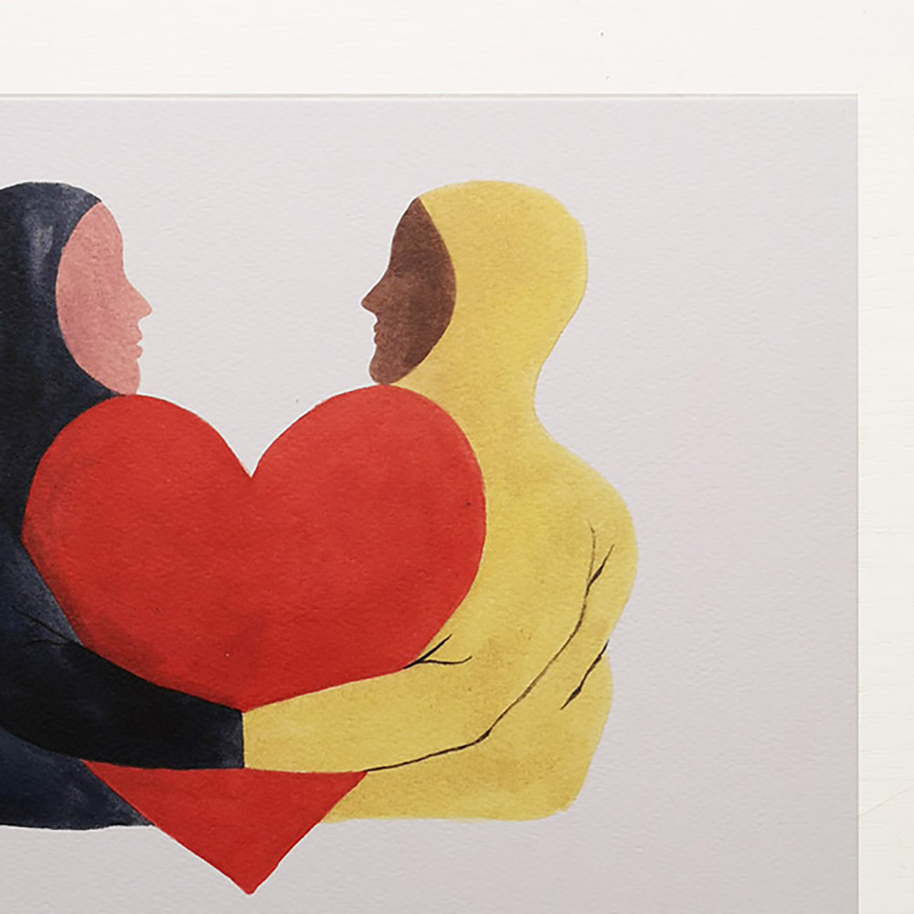 Love by Elenia Beretta