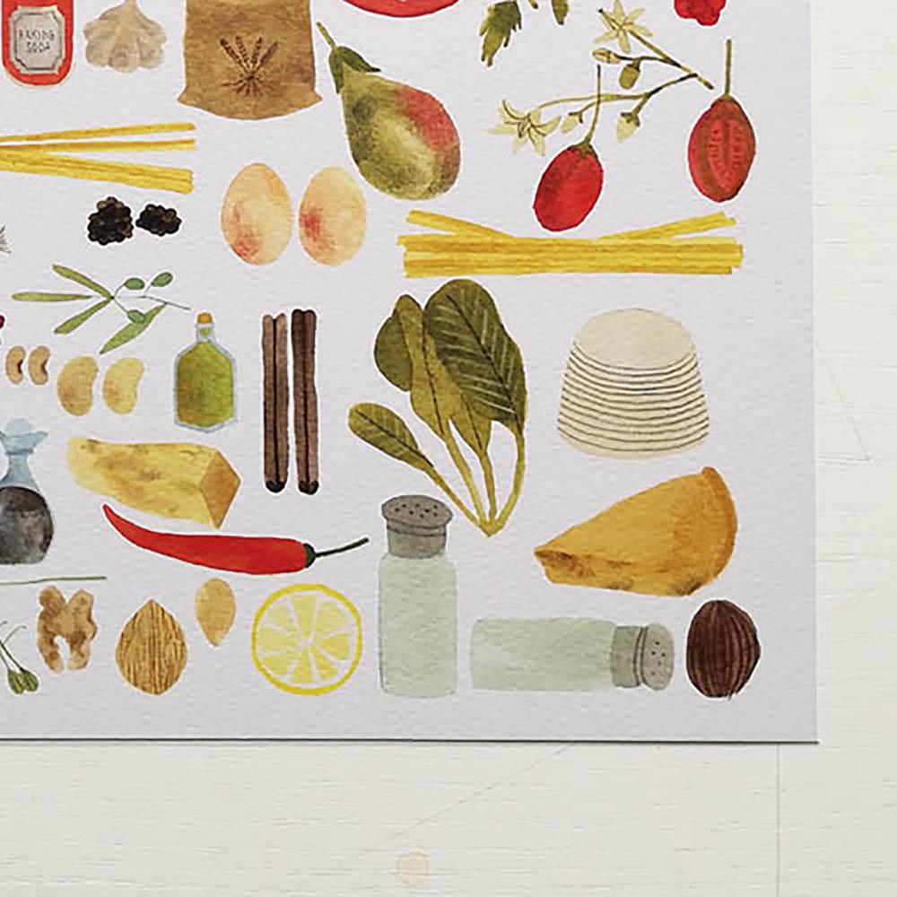 Food by Elenia Beretta