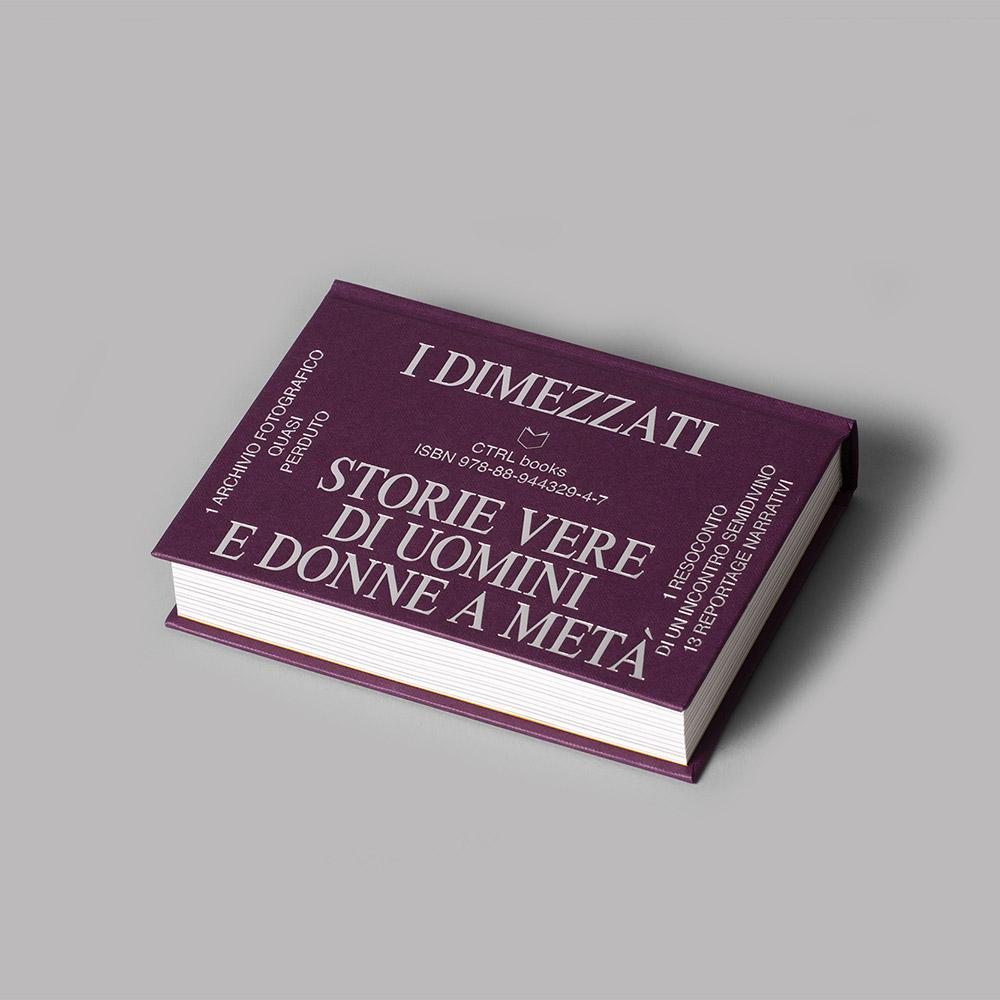 I Dimezzati - Libro