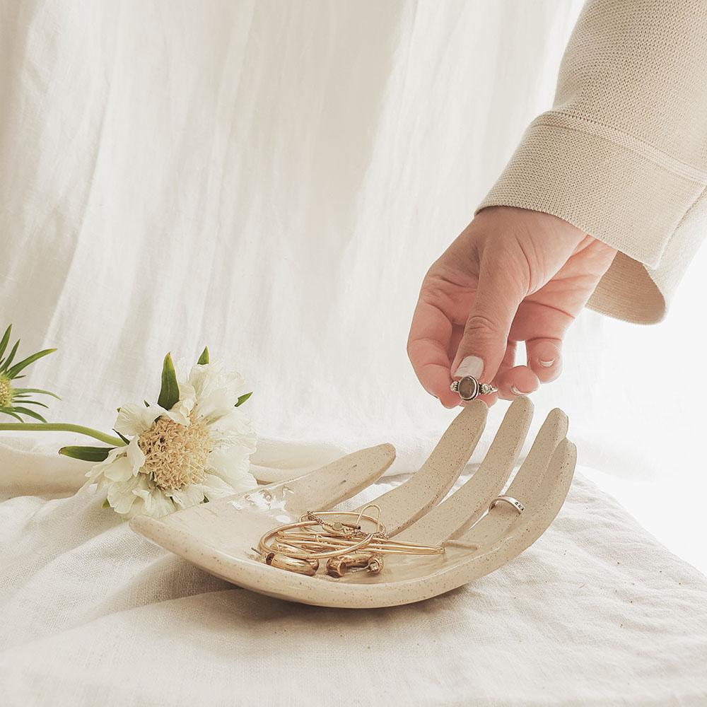 Vestiti di fiori  - jewelry box