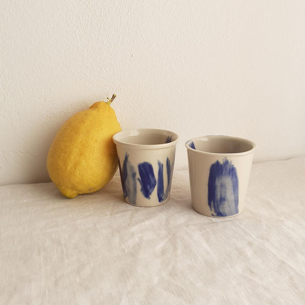 Espresso azul añil