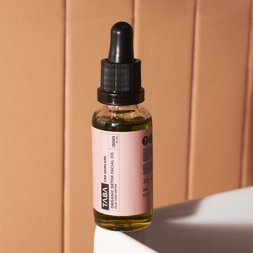 Detox face oil