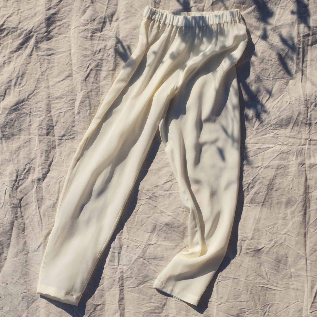 Pantalone Agata - latte