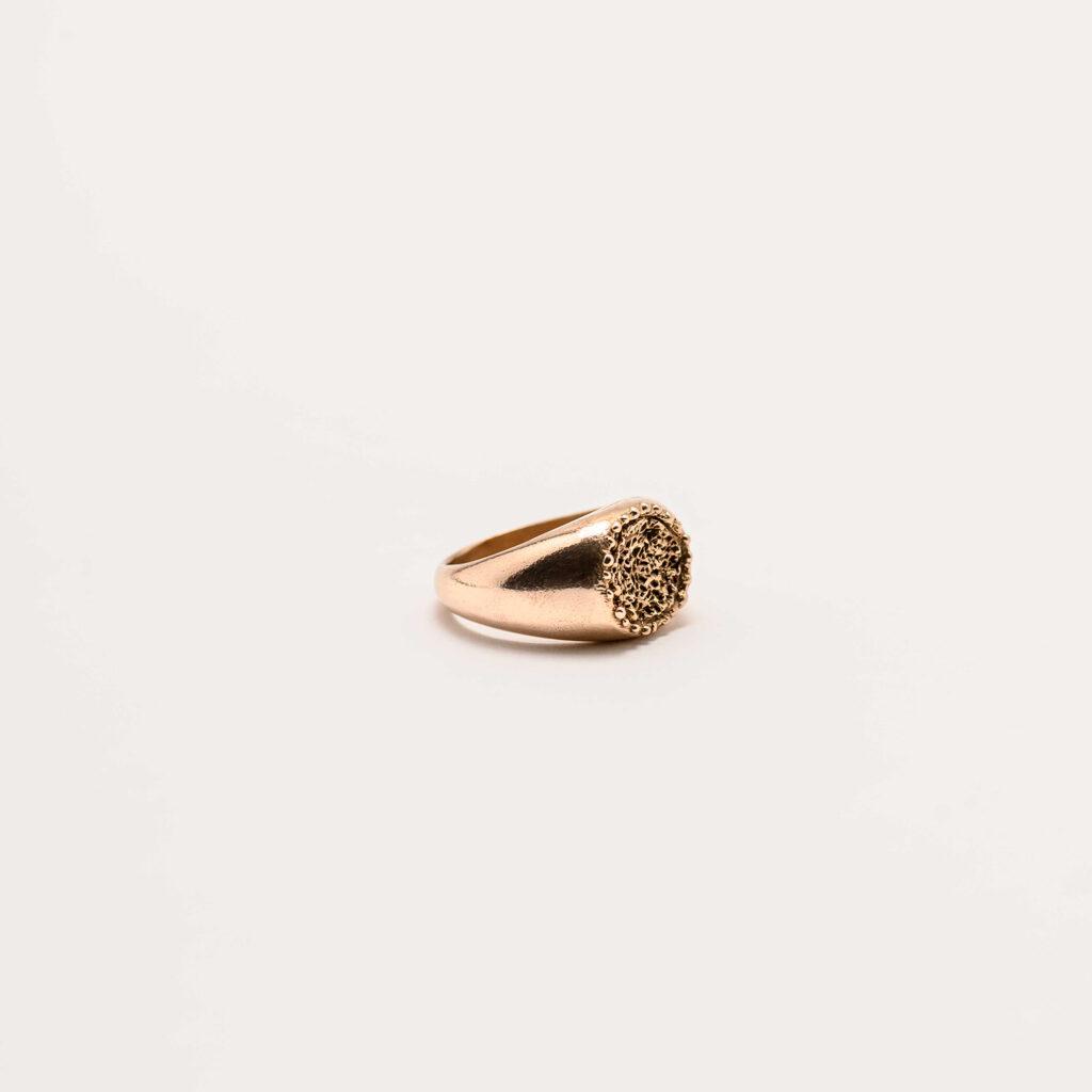 Universo bronze ring