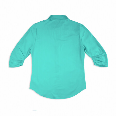 Daily regular shirt - ibiza green