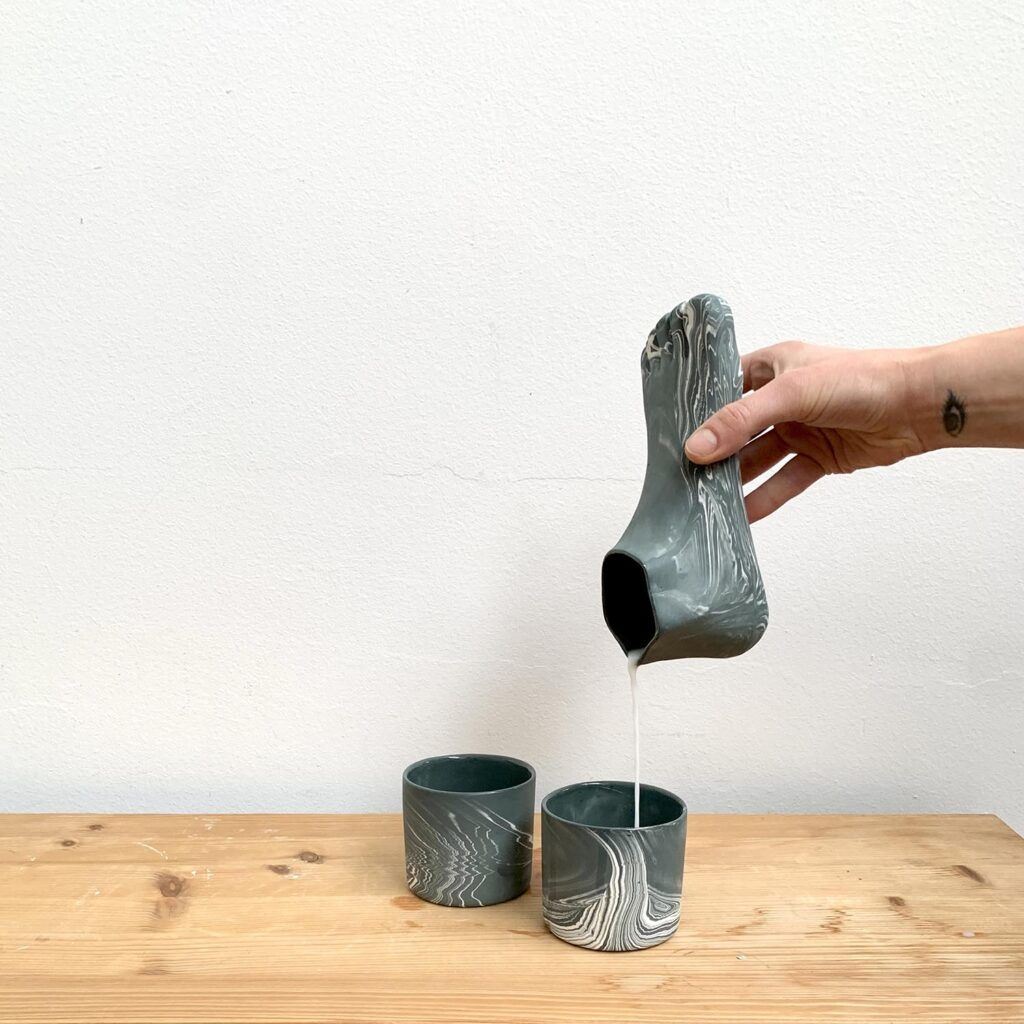 Psycho Feet - breakfast set