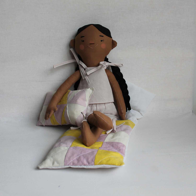 Sleepover doll