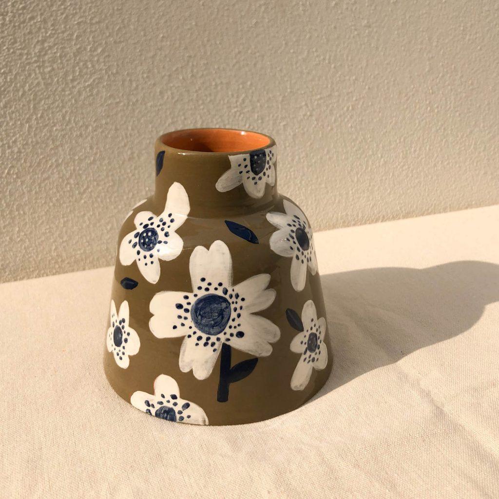 Spring in Copenhagen vase