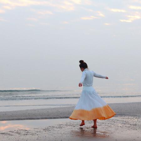 Sunrise Skirt