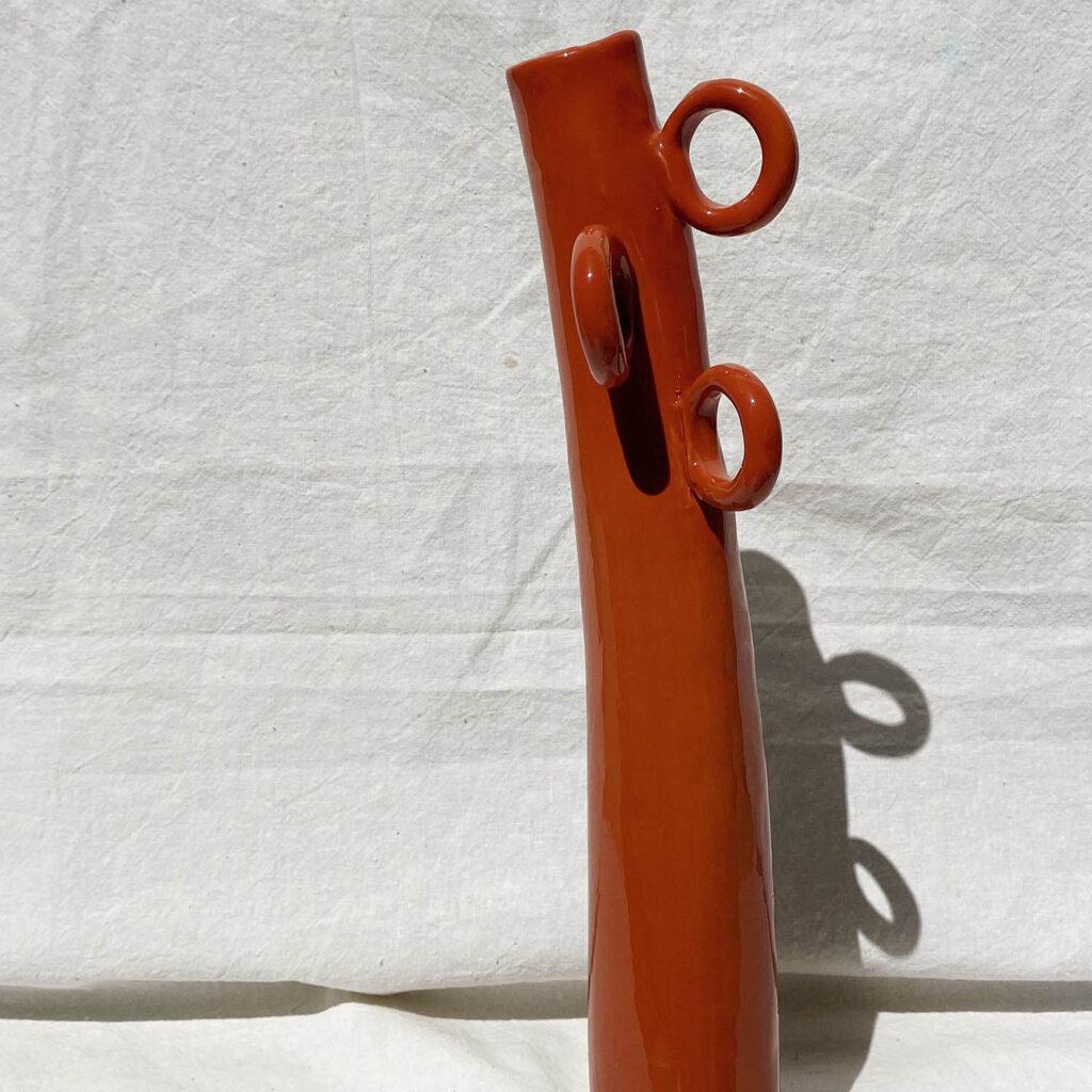 Trumpet - big flower vase