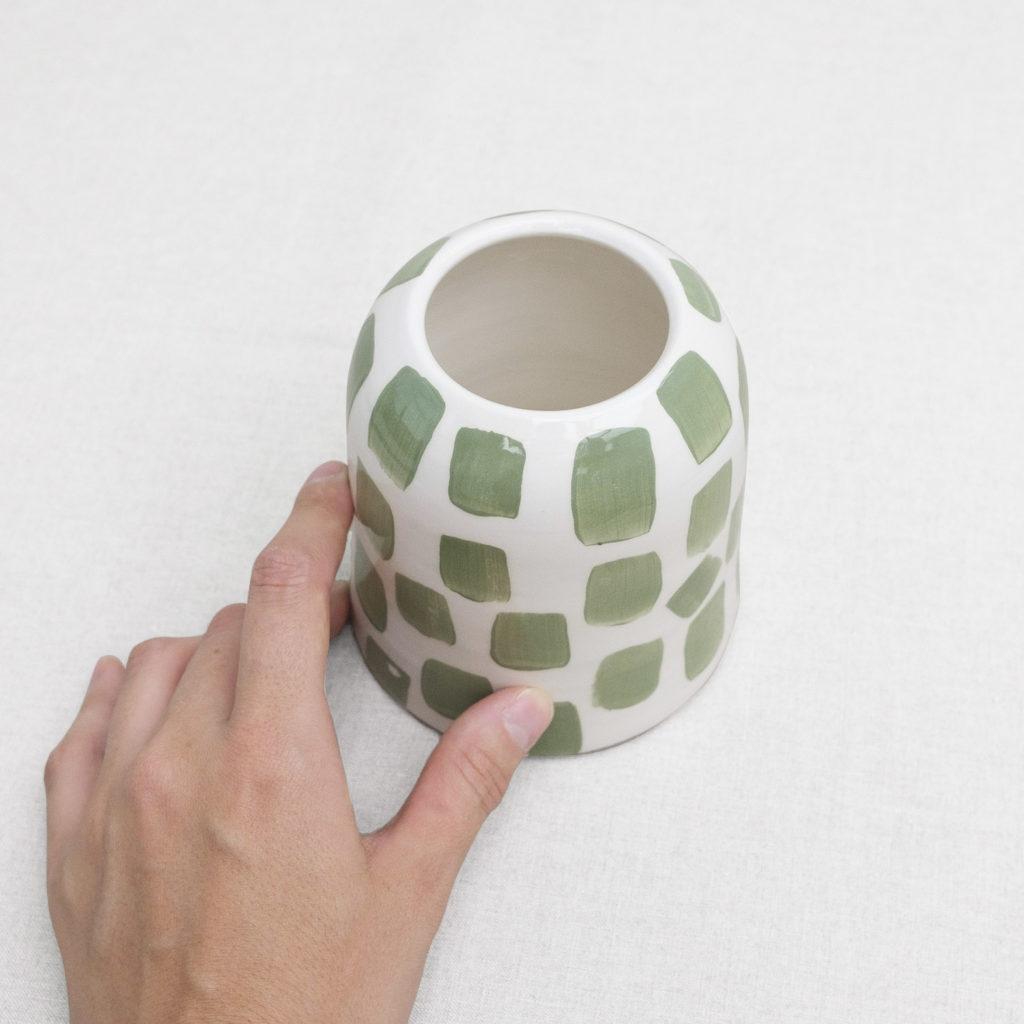 Grannåle vase