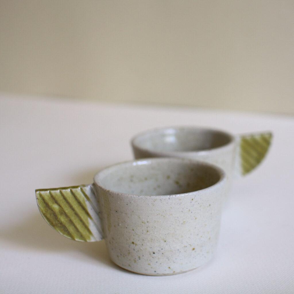 Wings - coffee cup set
