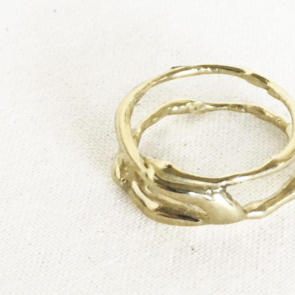 Fluida double ring