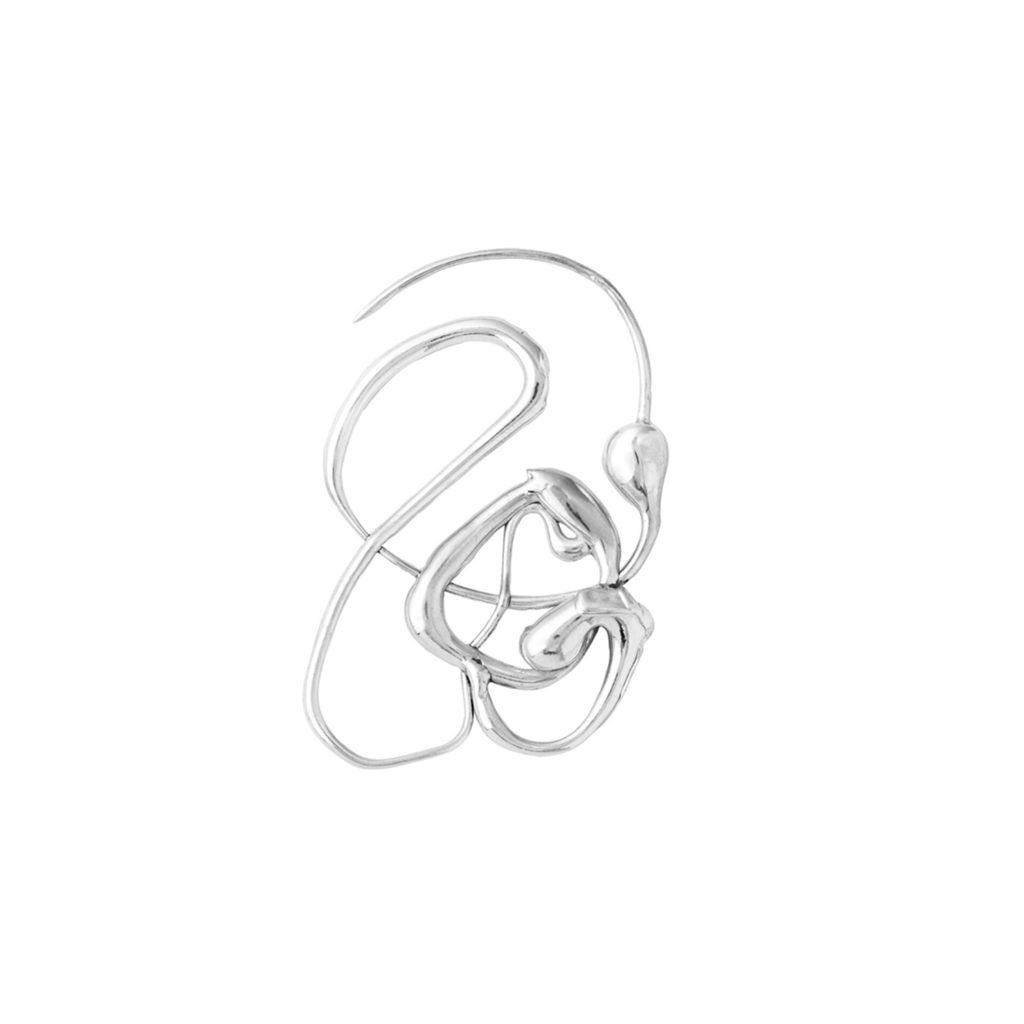 Fluida single earring I