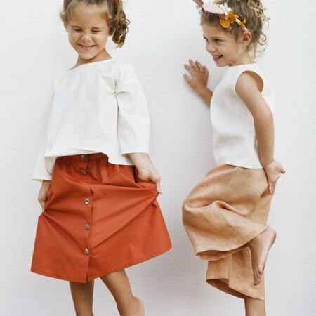 Pantolone Ambre e camicetta Lucia