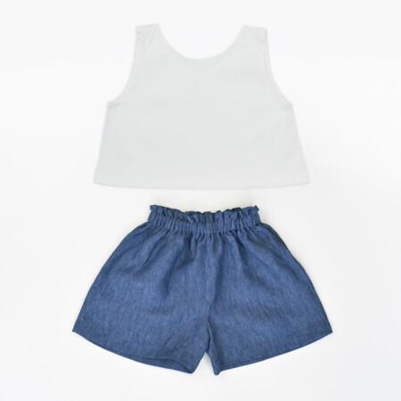 Shorts Annie Jeans e top Chiara