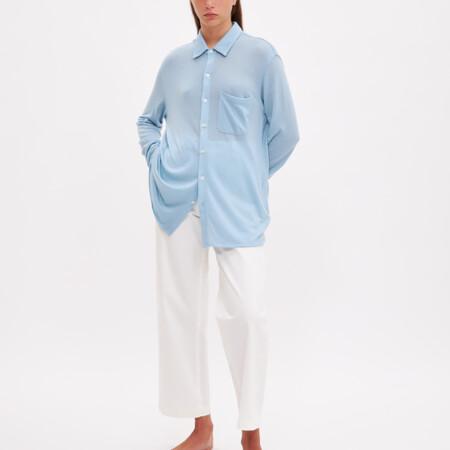 Bellariva cashmere azzurro