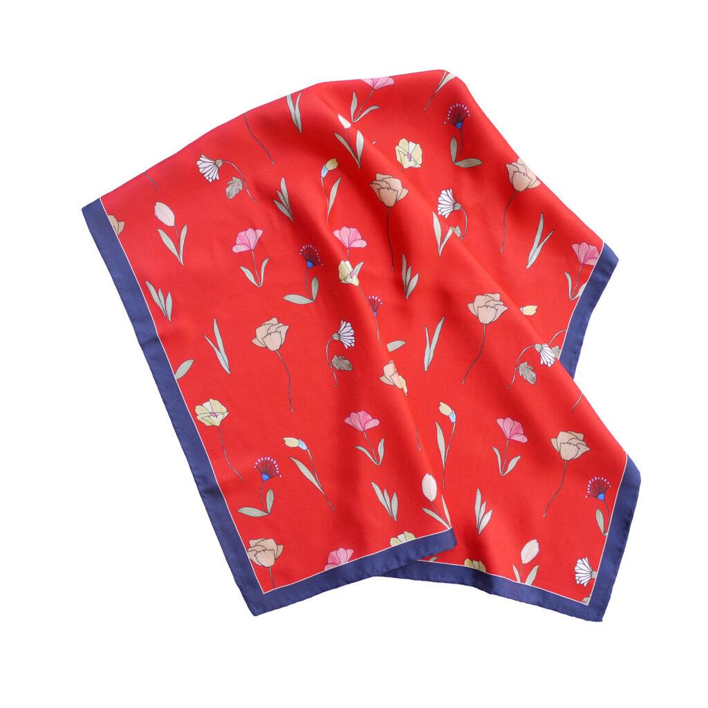 Botanic scarf