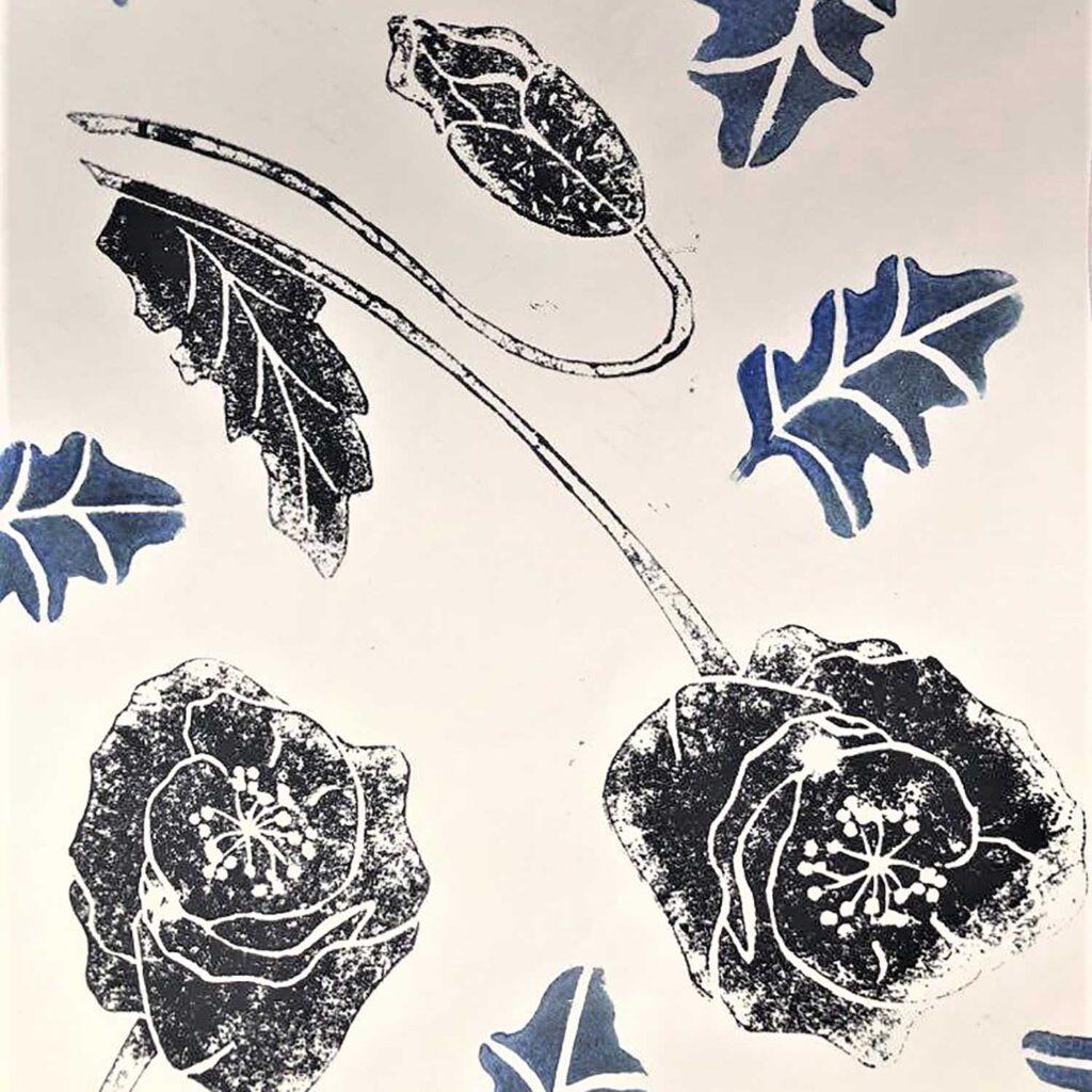 Carta da regalo botanica I