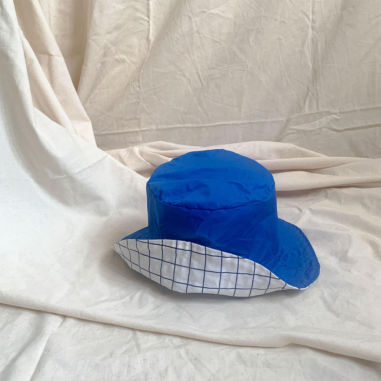 Luciano cotone blu