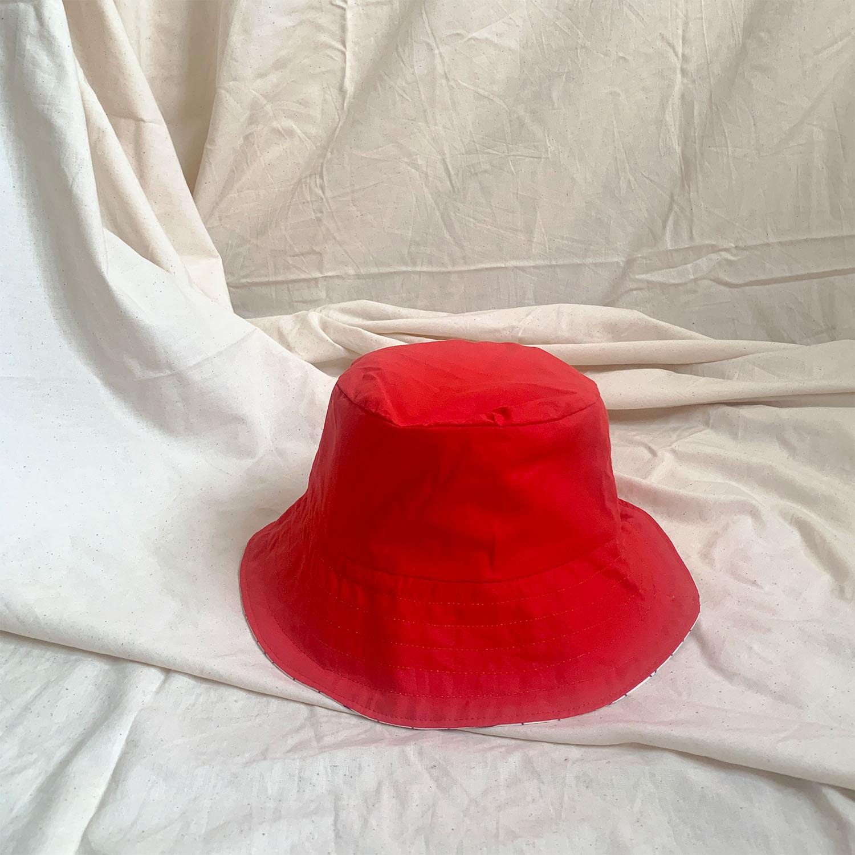 Luciano cotone rosso