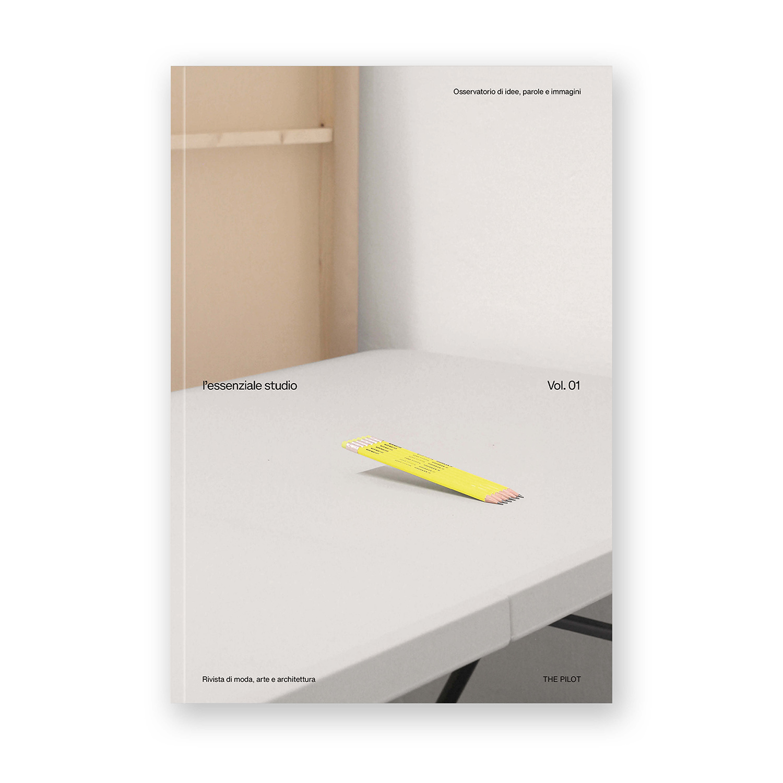 L'Essenziale Studio Journal #1