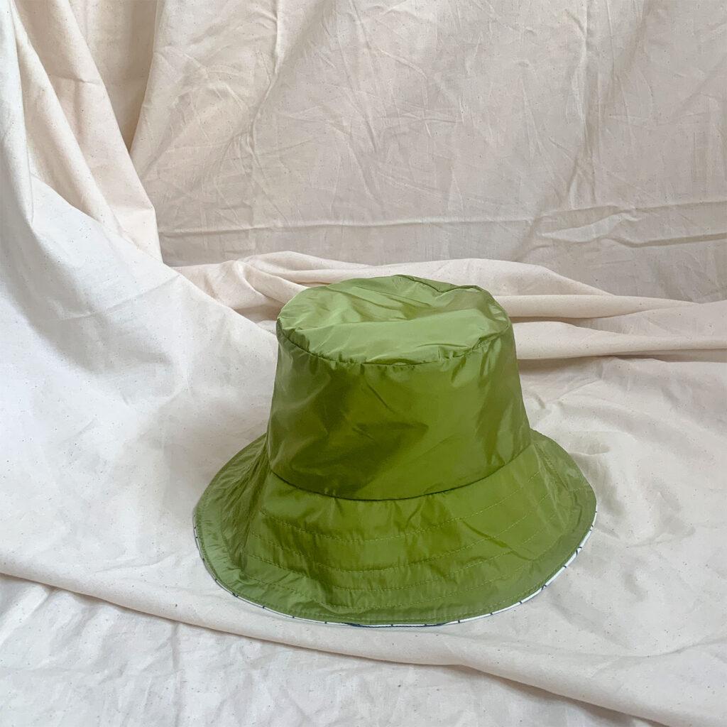 Luciano waterproof green