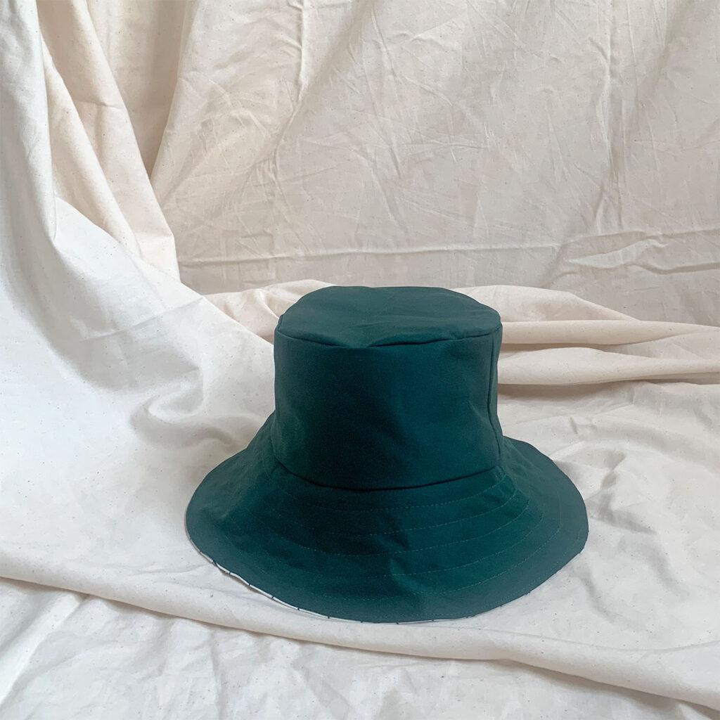 Luciano waterproof dark green