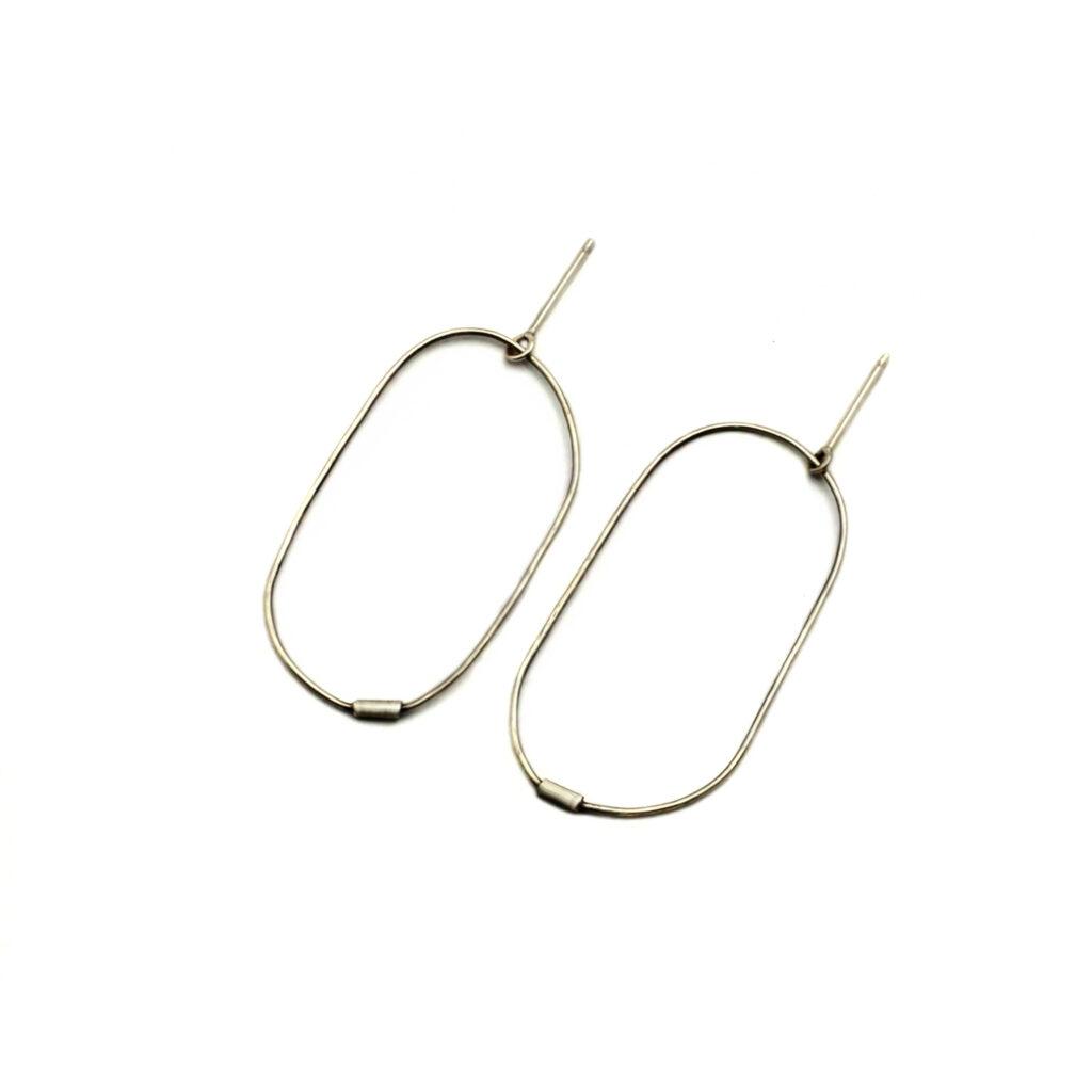 Line Earrings
