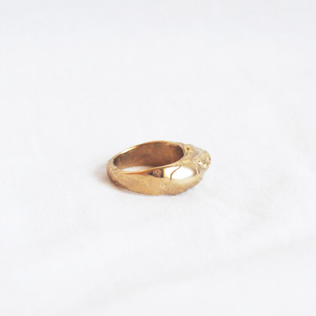 Liquid ring bronze