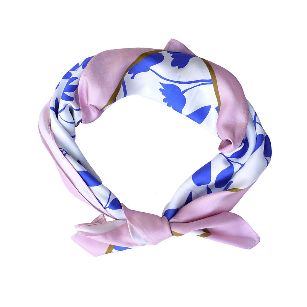 Mare rosa scarf