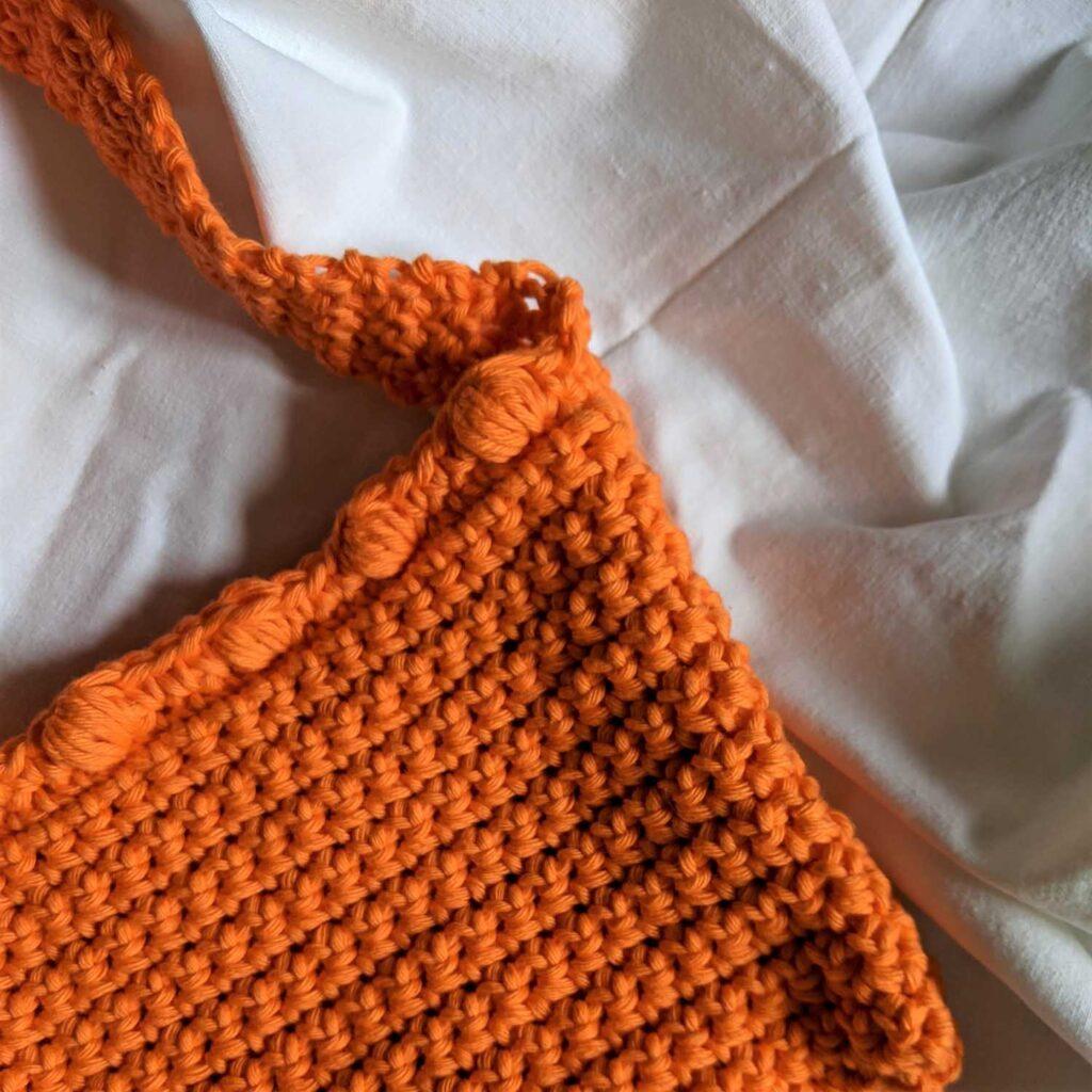 Mau bag orange