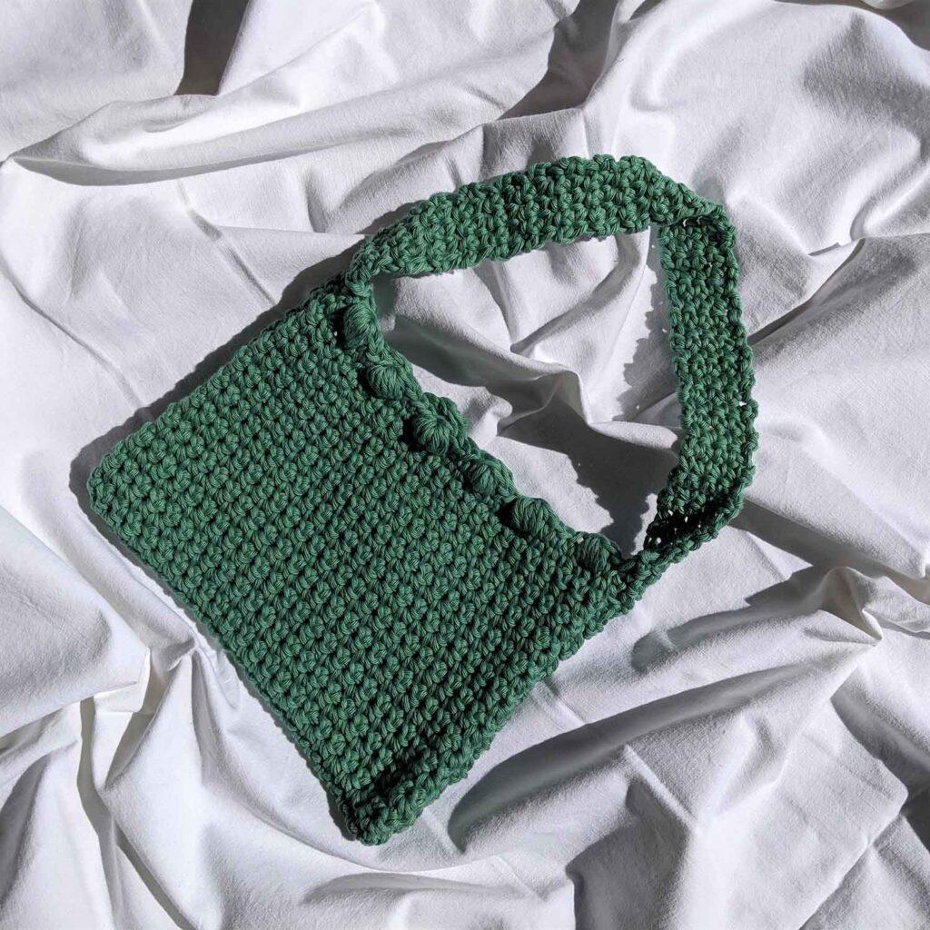 Mau bag green