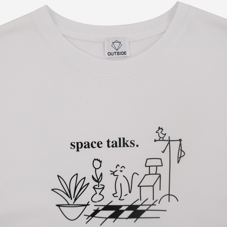 Tshirt Space Talks