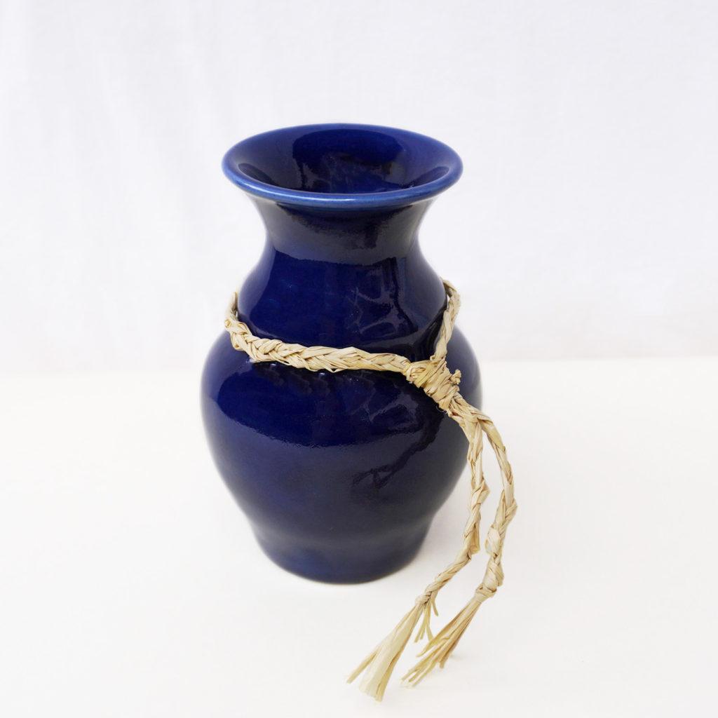 Origini – Blue Klein vase