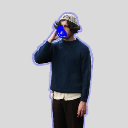 Felipe acido blu