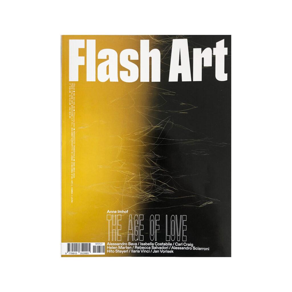 Flash Art #352 Primavera 2021