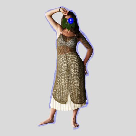 Un-Dress verde