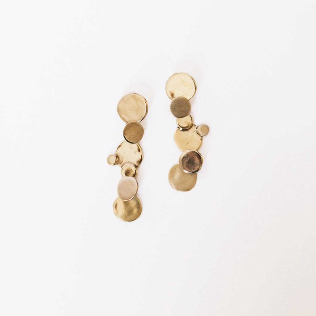 Circus earrings