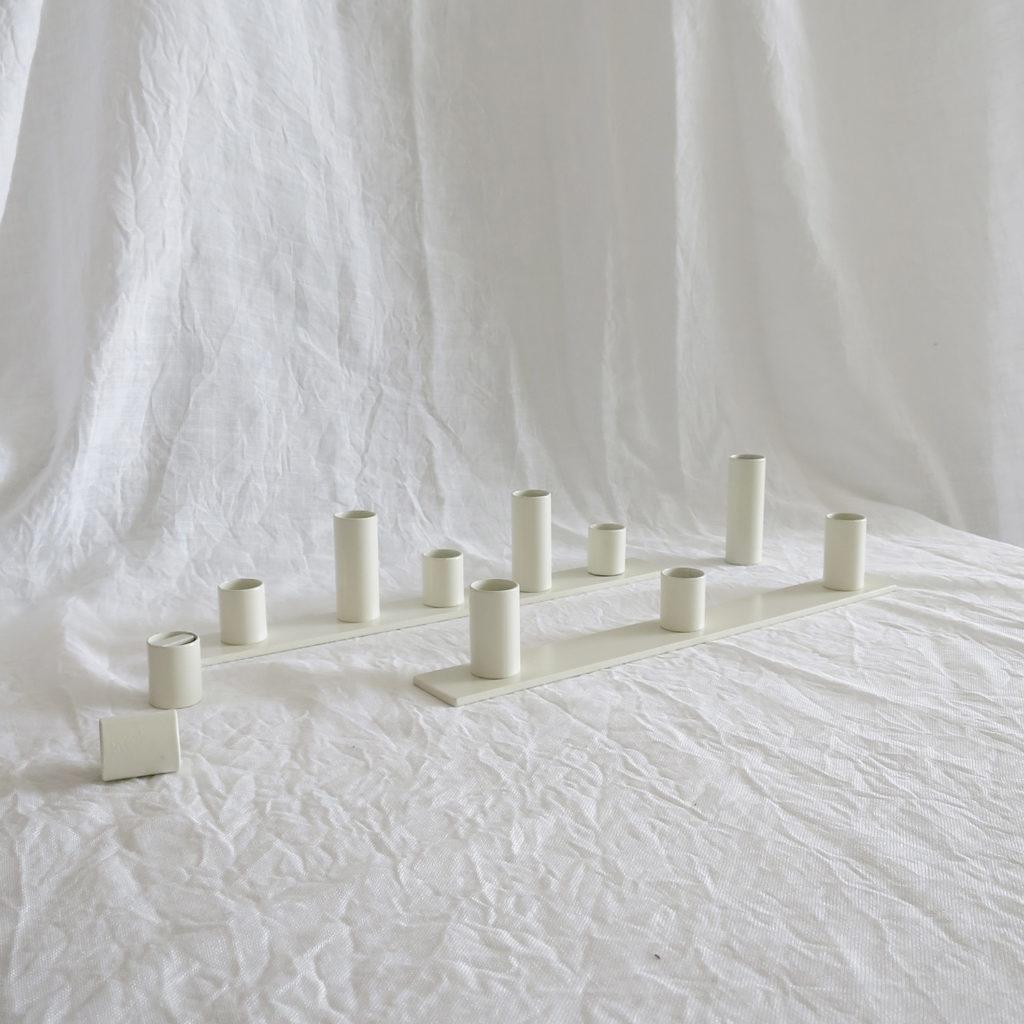 Candleholder set - complete