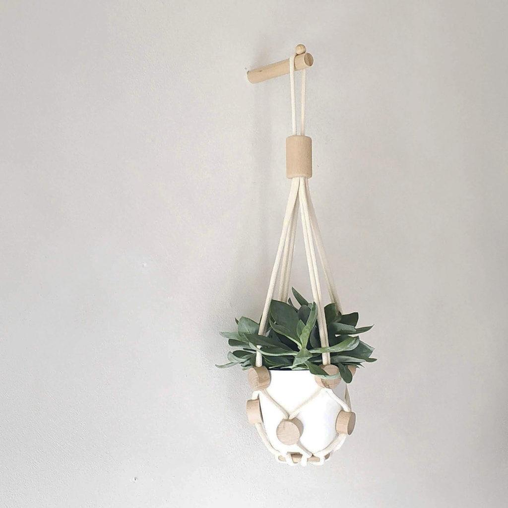 Flexa hanging planter